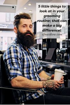 Men's grooming - 5 Little things to look at in your grooming routine, that can make a big difference. Maidlow - Men's Grooming, Shaving, Beard Care, and Accessories Male Grooming, Men's Grooming, Best Shaving Soap, Job Interview Hairstyles, Bad Body Odor, Beard Tips, Thick Beard, Cracked Lips, Great Smiles