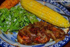 Sweet & Savory Pork Chops - Mrs Happy Homemaker