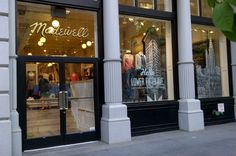 Madewell Store in NYC