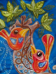 FijA / Vtáčiky z baobabu
