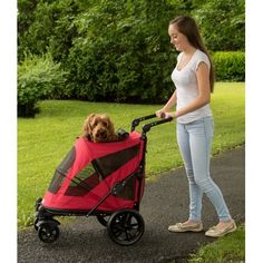 Tractor Supplies, Dog Supplies, Pet Stroller, Baby Strollers, Low Maintenance Pets, Pet Gear, Red Candy, Animals For Kids, Large Dogs