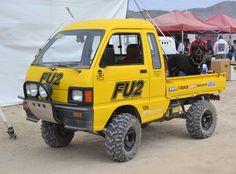 4WD Daihatsu Hijet