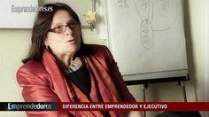 Entrevista a Ana María Llopis - Emprendedores, que lo ha sido todo en el mundo de los negocios, desde consejera delegada a presidenta, desde directiva a emprendedora, pero uno de sus grandes logros fue crear de la nada y casi sin ningún referente el primer banco online de nuestro país: Openbank.