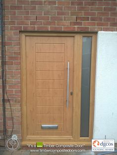 sports shoes 6be8e 4e5dd 109 Best Solidor - Irish Oak Timber Composite Doors images ...