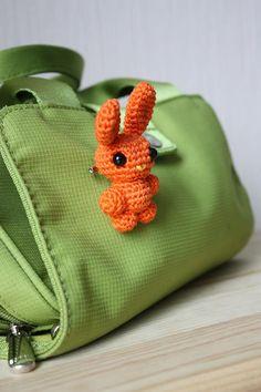 Tiny Bunny Amigurumi Pattern