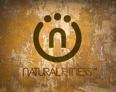 Natural Fitness Inc. Logo Identity, Branding, and logo design  Yoga Products Logo