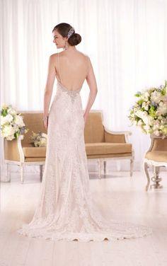 D2006 Lace Wedding Gown by Essense of Australia