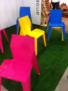 Funky Chairs from Novague