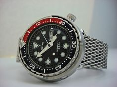 tuna looks better with rubber band or bracelet - Seiko & Citizen Watch Forum – Japanese Watch Reviews, Discussion & Trading