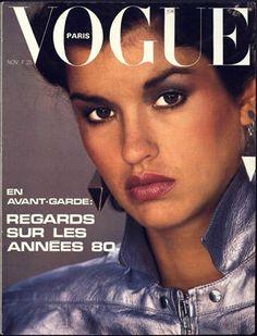 Janice Dickinson  -  Vogue France Nov 1979