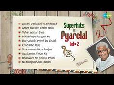 Laxmikant Pyarelal Songs Jukebox - Best Of Pyarelal Hits - Top 10 Old Hindi Songs Lata Mangeshkar Songs, Kishore Kumar, Jukebox, Books, Youtube, Top, Libros, Book, Book Illustrations