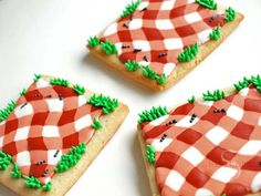 How To Make Picnic Cookies