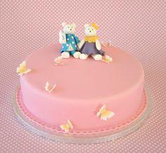 TiTi-Nalle cake