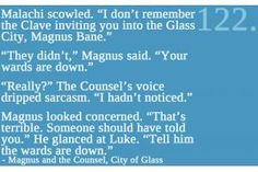City of Glass. ~ This is my favorite part!!!! I love it soo much. :)) ♥