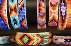 tribal seed beads