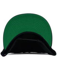 New Era Minnesota Twins League O'Gold 9FIFTY Snapback Cap - Black Adjustable