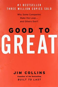 Good To Great: Why Some Companies Make the Leap...And Others Don't by Jim Collins http://www.amazon.ca/dp/0066620996/ref=cm_sw_r_pi_dp_uVkMvb0W3PGEV