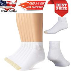Navy Moose White Crazy Socks Soft Breathable Casual Socks For Sports Athletic Running