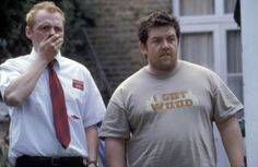 Simon Pegg, Nick Frost To Reprise 'Shaun Of The Dead' Roles