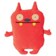 monster doll - idea for tick or treat bag for little man - make mouth zipper, create hollow, attach handle to back of head.