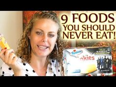 9 Foods to NEVER EAT!! Worst Foods & Alternatives, Weight Loss Tips, Nut...