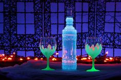 Show details for Ghoulish Glow Goblets
