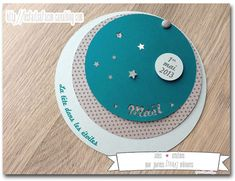 faire-part naissance rond étoile et petits pois Bebe Baby, Baby Love, Diy Bebe, Baby Room Diy, First Pregnancy, Craft Business, Baptism Cards, Friend Birthday, Paper Gifts