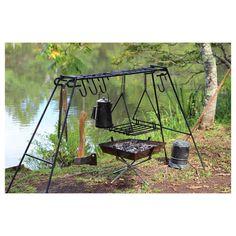 Off Road Camping, Jeep Camping, Camping Set, Camping Style, Camping And Hiking, Camping Life, Camping Gadgets, Camping Tools, Bbq Tools
