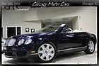 Bentley : Continental GT 2dr Convertible 2007 Bentley Continental GTC Convertible BLUE SAPPHIRE Just SERVICED Loaded WOW$