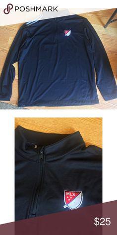 Adidas MLS Unisex Pullover Moisture wicking pullover Adidas Tops Sweatshirts & Hoodies