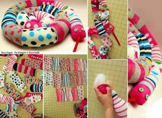to make for your kid - out of old socks (or when you've lost one)