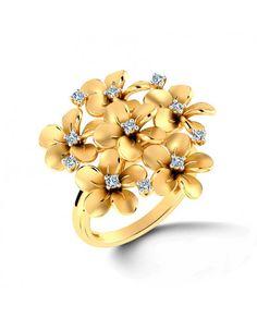 gold rings, diamond ring, flower ring, engagement rings, wedding rings