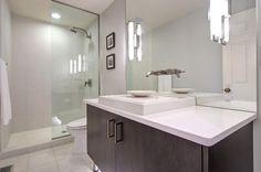 modern bathroom by S&K Interiors
