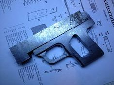 Weaponeer Forums: FN1906/Colt 1908 Project