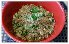 White Fried Rice - IndoChinese