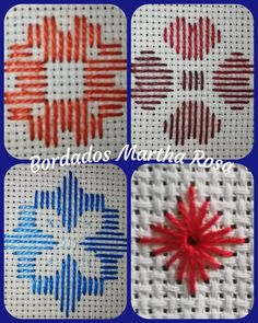 Swedish Embroidery, Baby Embroidery, Hardanger Embroidery, Cross Stitch Embroidery, Hand Embroidery Design Patterns, Embroidery Stitches Tutorial, Embroidery Techniques, Textile Patterns, Plastic Canvas Stitches