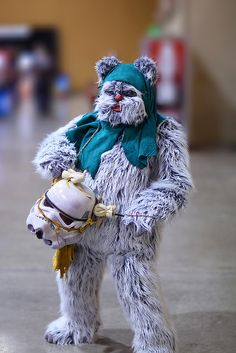 Ewok from Star Wars | Flickr - Photo Sharing!