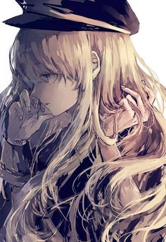 Read from the story Imagenes Anime by Silvana-Art (☆Silvana☆) with 369 reads. Manga Girl, Manga Kawaii, Chica Anime Manga, Anime Art Girl, Anime Chibi, Anime Girls, Anime Angel, Fille Blonde Anime, Desu Desu