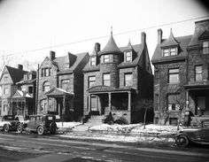 Charles Lindbergh - Birthplace, 1220 Forrest Ave. W, Detroit (Note: site now demolished)