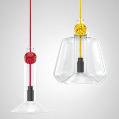 Knot Pendant lamp  By   Vitamin Living by mydesignlove