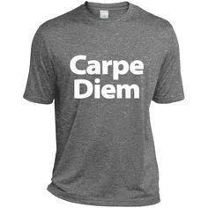 Carpe Diem Men's Dri-Fit Moisture-Wicking T-Shirt
