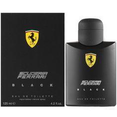 Ferrari Black Masculino Eau de Toilette 125ml