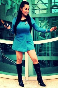 Jean Gomez - Star Trek cosplay