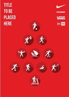 Christmas Print Ad Concept