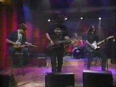 "Uncle Tupelo Live On Conan ""The Long Cut"" - 1994"