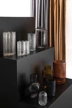 Eir vase - Vaser og krukker - Skeidar Vase, Vases, Jars