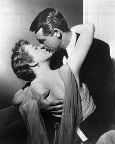 Cary Grant and Deborah Kerr - An Affair to Remember  -  My favorite all-time movie !