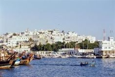 Tangiers from the harbor, Morocco - Getting To Morocco - Getty Images/Dede Burianni