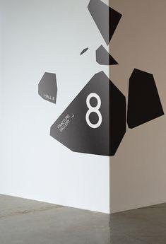 Wayfinding  | jebiga | #wayfinding #signage #lettering #creative #sign #design…