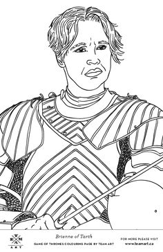 As High As Honor, A Game of Thrones Colouring Book